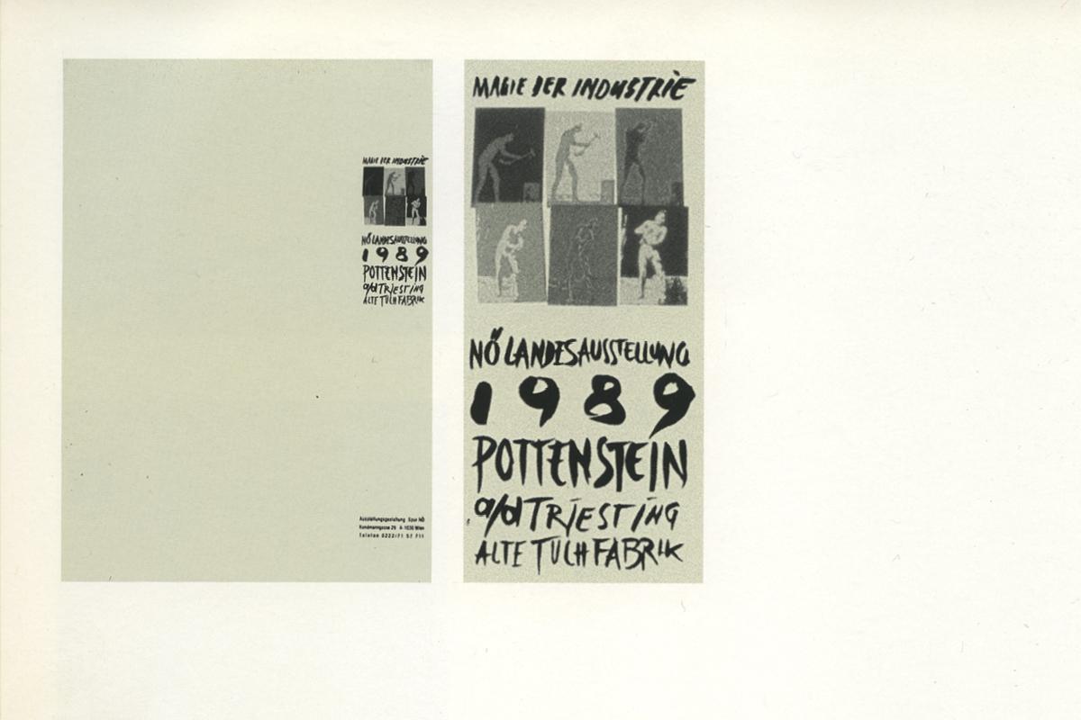 1989_CCA-AZ_NÖ-Landesausstellung_Logo:Briefpapier