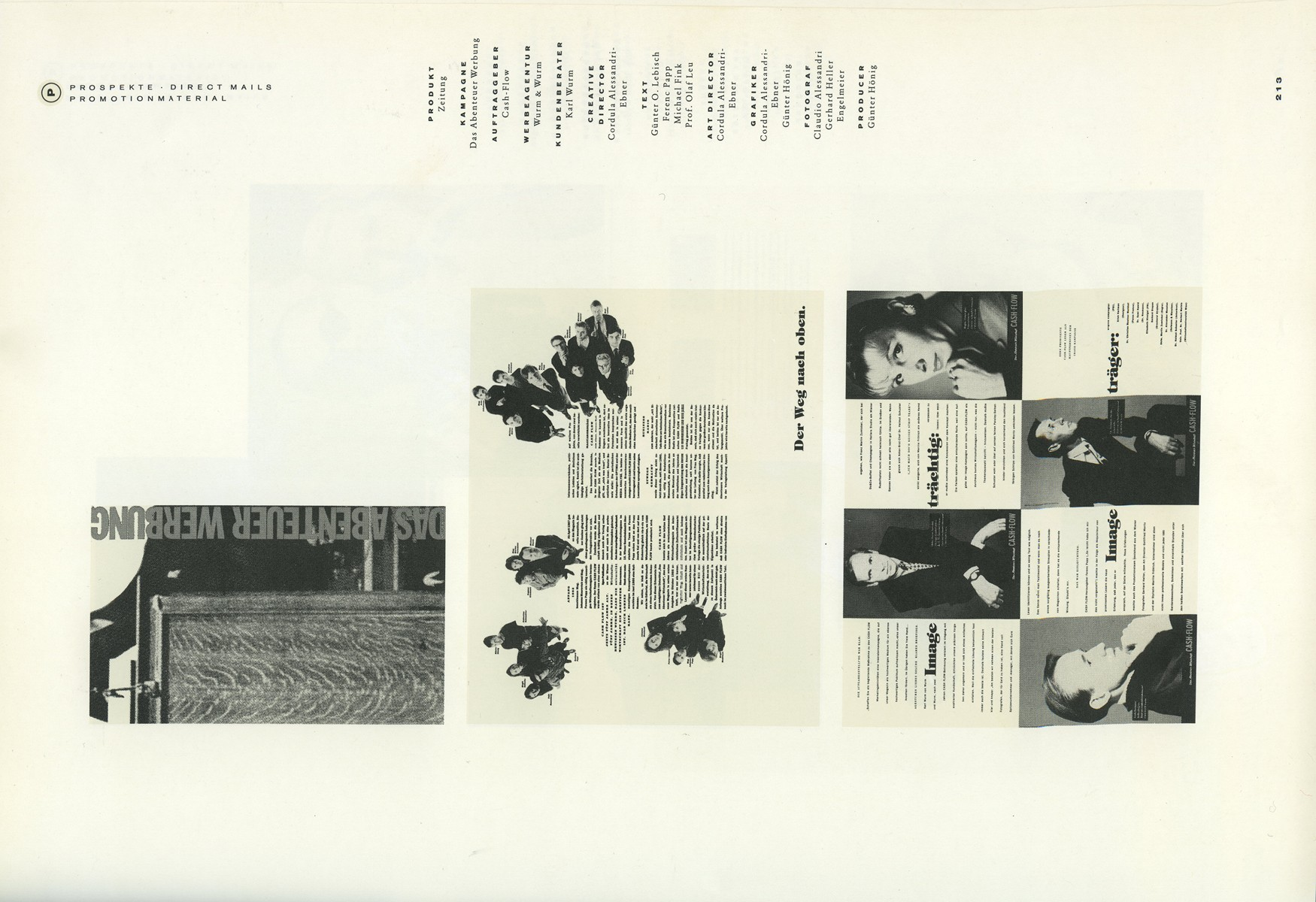 1991_CCA-AZ_CashFlowDasAbenteuerWerbung_Editorial