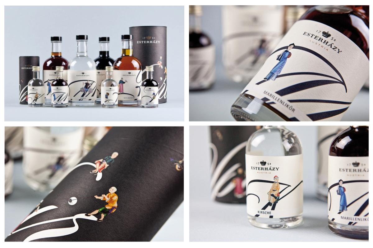 2008_CCA-Silber_EsterházyWeinGmbh&CoKG-Spirit_Verpackungsdesign
